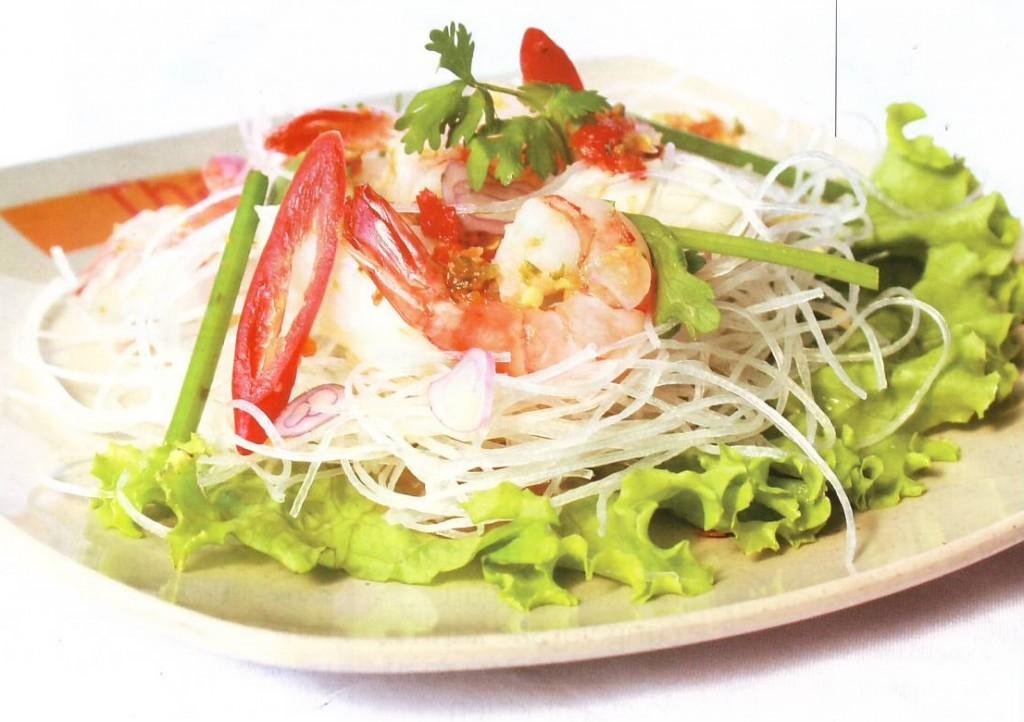 Gỏi Miến Hải Sản Thái Lan