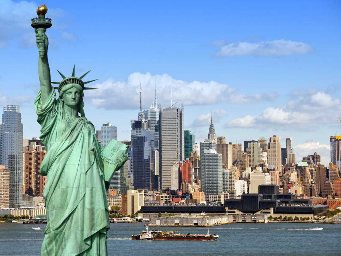 Thai Airways đi New York