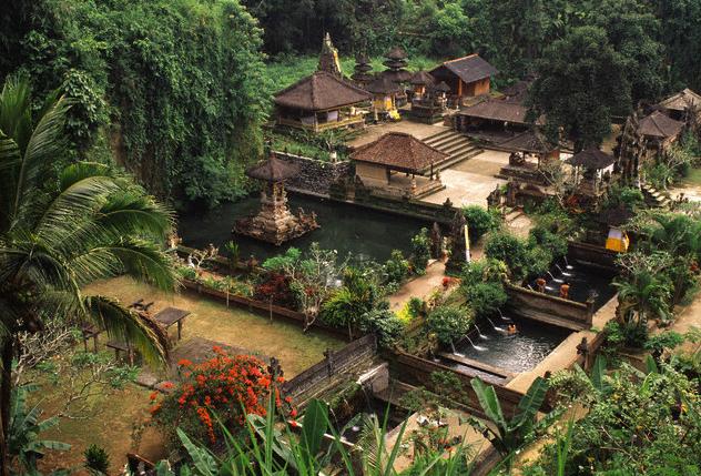 Lãng mạn thiên đường Bali