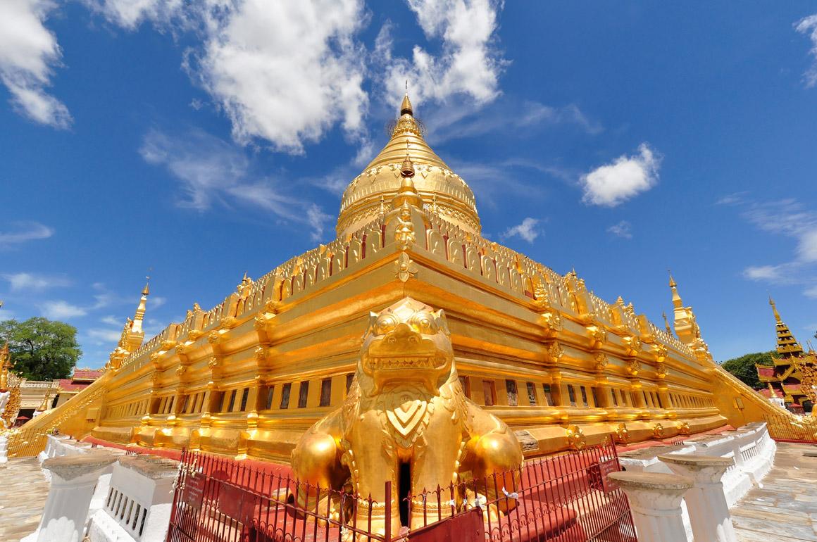 Đặt Thai Airways đi Myanmar
