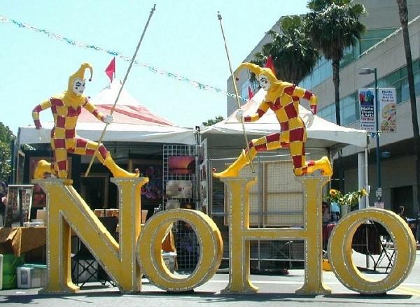 Ấn tượng với khu phố nghệ thuật NoHo ở Mỹ