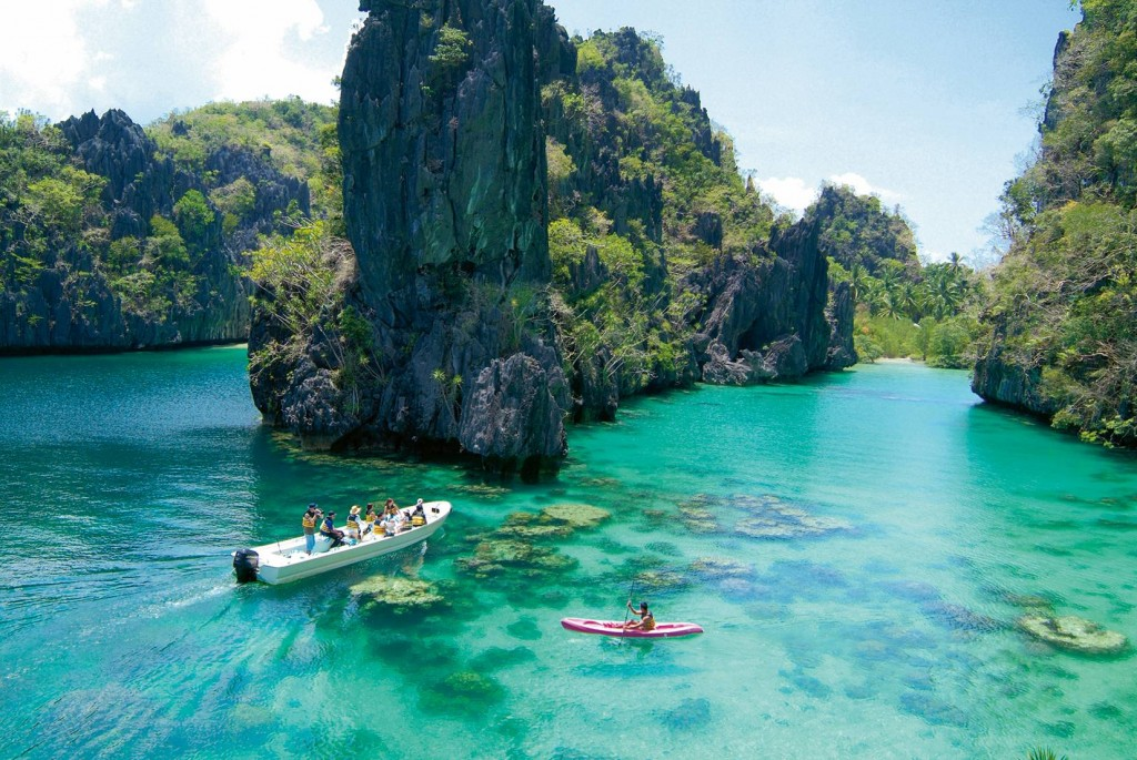 Palawan - hòn đảo thiên đường