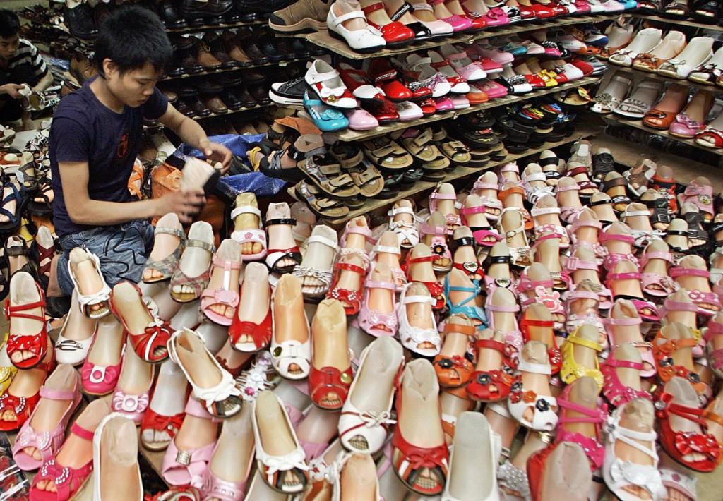 Mua sắm thỏa thích ở Quảng Châu