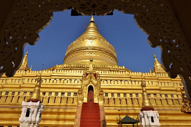 Thăm cố đô Bagan cổ kính