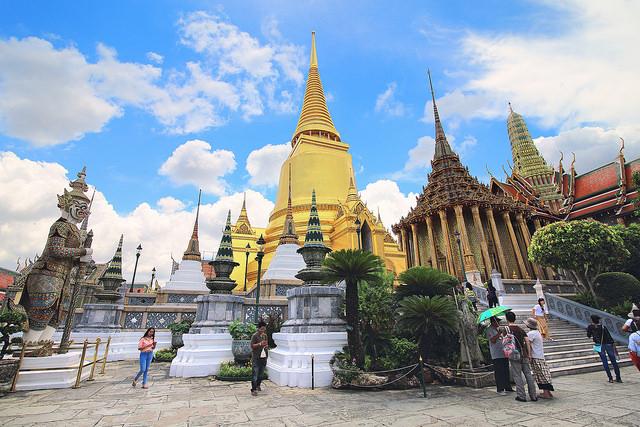 Vé máy bay Hà Nội đi Bangkok giá rẻ