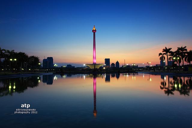 Khám phá Jakarta - trái tim nước vạn đảo