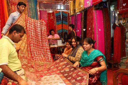 Trải nghiệm mua sắm ở Bangladesh