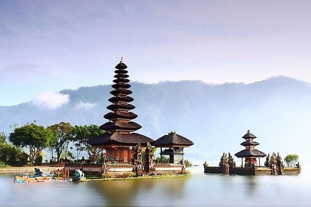 Tận hưởng tại thiên đường Bali