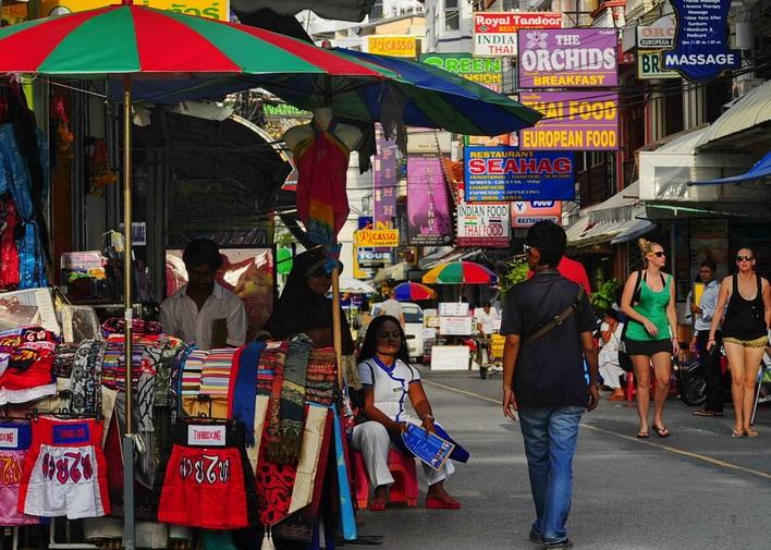 Patong - bãi biển vui nhộn ở Phuket