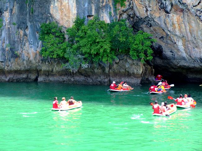 Phuket - thiên đường thể thao và giải trí biển