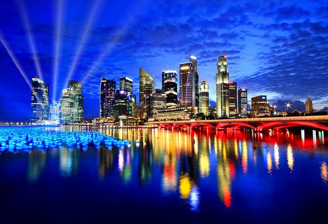 Vé máy bay Hà Nội đi Singapore giá rẻ