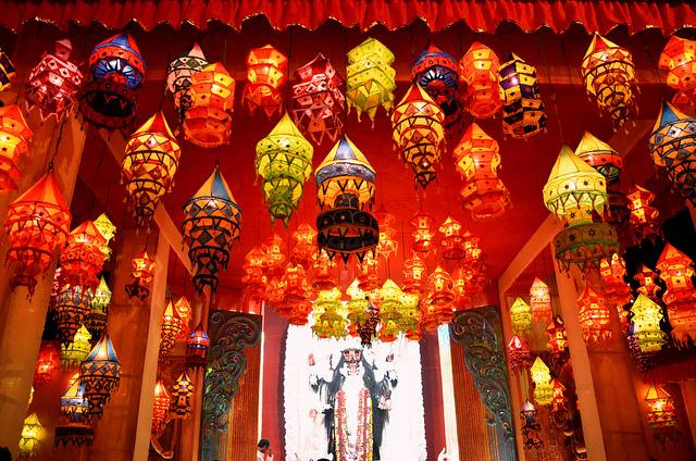 Hòa mình vào Lễ hội Ánh sáng ở Ấn Độ
