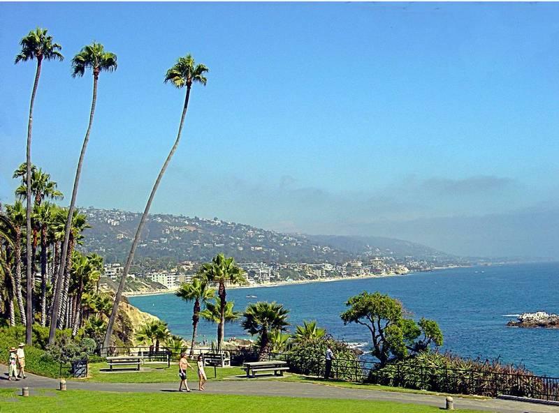 Thành phố thiên thần Los Angeles xinh đẹp