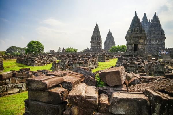 Thăm di sản kiến trúc ở cố đô Yogyakarta-600x400