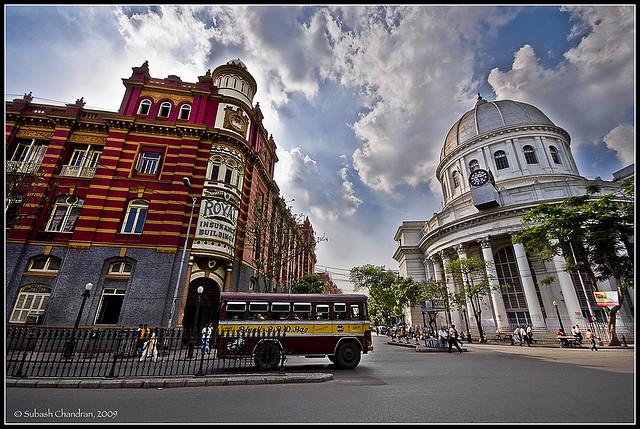 Vé máy bay đi Kolkata giá rẻ