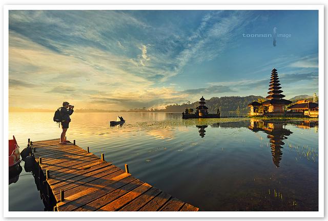 Mua vé máy bay đi Bali giá rẻ ở đâu?