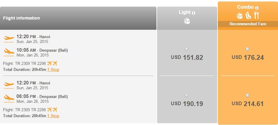 Mua vé máy bay đi Bali giá rẻ ở đâu