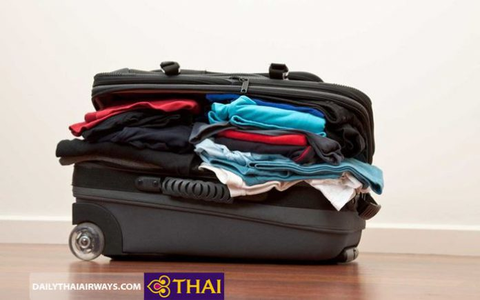 Quy định hành lý quá cân Thai Airways