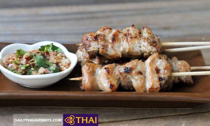 Những món ăn sáng nổi tiếng của Thái Lan