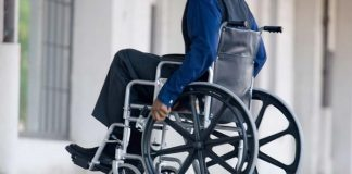 Hành khách khuyết tật trên chuyến bay Thai Airways