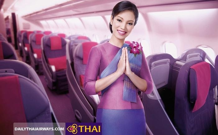 Thai Airways hỗ trợ hành khách khuyết tật